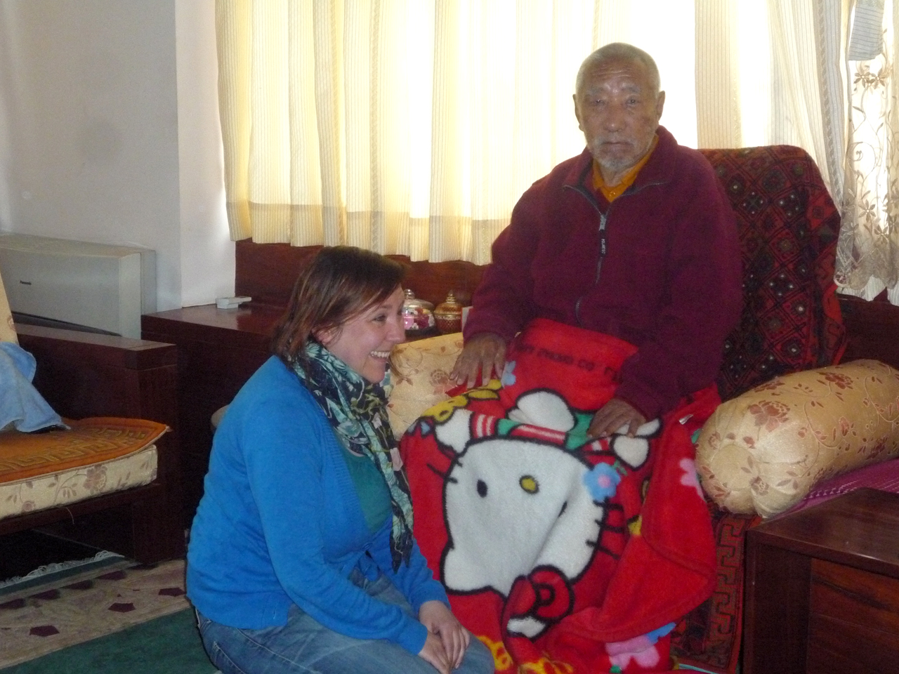 kristina_bischoff_and_Khenpo_Tsultrim_Gyamtso_Rinpoche